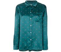 spotted pyjama top
