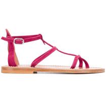 Flache 'Antioche' Sandalen