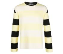 Sweatshirt im Streifenmix