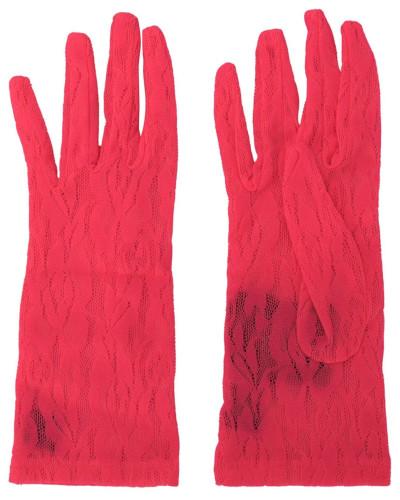 Handschuhe mit Spitze