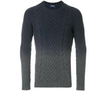 Pullover mit Farbeffekt
