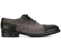 - Zweifarbige Oxford-Schuhe - men