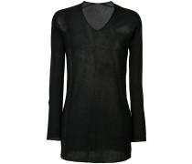 Pullover mit V-Ausschnitt - Unavailable