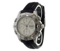 'Aquaracer Chronograph' analog watch