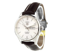'Carrera Calibre 5' analog watch