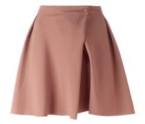 A-line wrap shorts