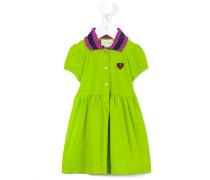 Kleid mit Kontrastkragen - kids
