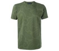 - T-Shirt mit Paisley-Print - men - Baumwolle