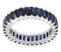'Eternity' Ring mit Saphiren