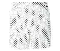 - Gepunktete Shorts - men - Baumwolle - 5