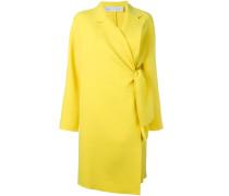 Mantel mit geknoteter Front - women