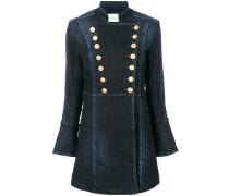 button embellished jacket