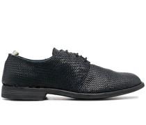Gewebte Joshper/006 Derby-Schuhe