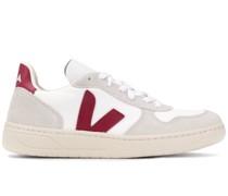 'V-10' Netz-Sneakers