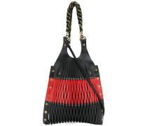Zweifarbige 'Le Baltard' Handtasche