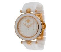 'Vanitas Ceramic' Armbanduhr