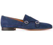 Loafer mit doppelter Schnalle