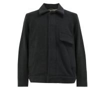 front pocket jacket