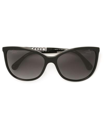 chanel damen cat eye sonnenbrille reduziert. Black Bedroom Furniture Sets. Home Design Ideas