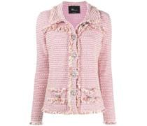 fringe-tweed jacket
