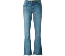'Superloved' Bootcut-Jeans
