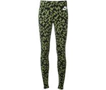 Leggings mit Print - women - Baumwolle/Elastan