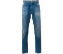 Schmale 'Rockstud Untitled' Jeans