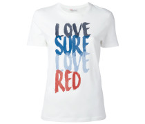 'Love Surf' T-Shirt - women - Baumwolle - XS