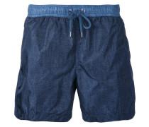 - Joggingshorts in Jeans-Optik - men - Polyamid