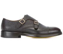 Monk-Schuhe mit Struktur