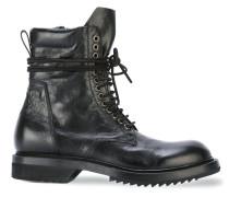 - Military-Stiefel mit Schnürung - men