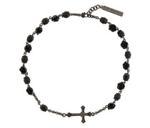 Rosario choker necklace