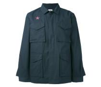 Jacke min Hemdoptik - men - Baumwolle - M