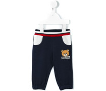 Jogginghose mit Teddybär-Logo