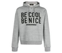 Be Cool Be Nice hoodie