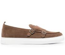 Loafer mit Schnallendetail