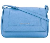 classic shoulder bag - women - Leder