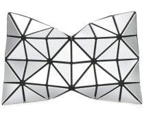Kosmetiktasche mit geometrischem Muster - women