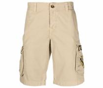 Knielange Cargo-Shorts
