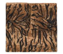 'Animalier' Schal mit Print