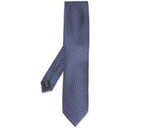 Gepunktete '100fili' Krawatte