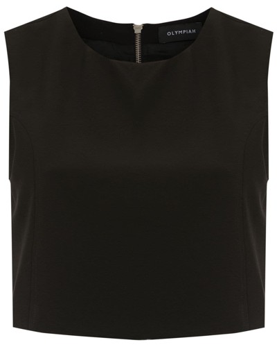 'Spezzia' Cropped-Top