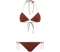 Lurex-Bikini