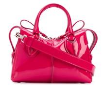 Handtasche mit doppeltem Henkel