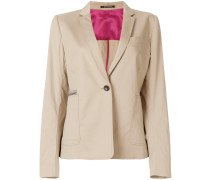 'sabbia' contrasted jacket