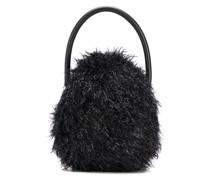 Handtasche mit Pelz