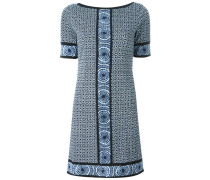 Kleid mit Kachelmuster