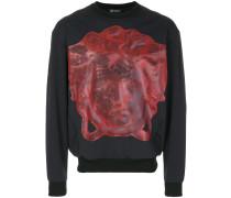 Medusa printed sweatshirt