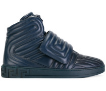 High-Top-Sneakers mit Medusa-Applikation - men