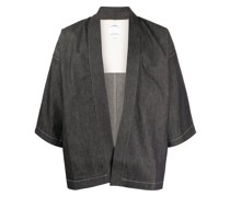 Jacke mit Kimono-Ärmeln